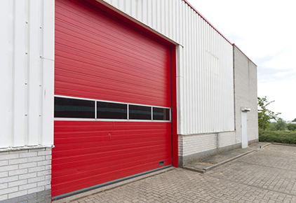 About Our Commercial Garage Door Services Colorado